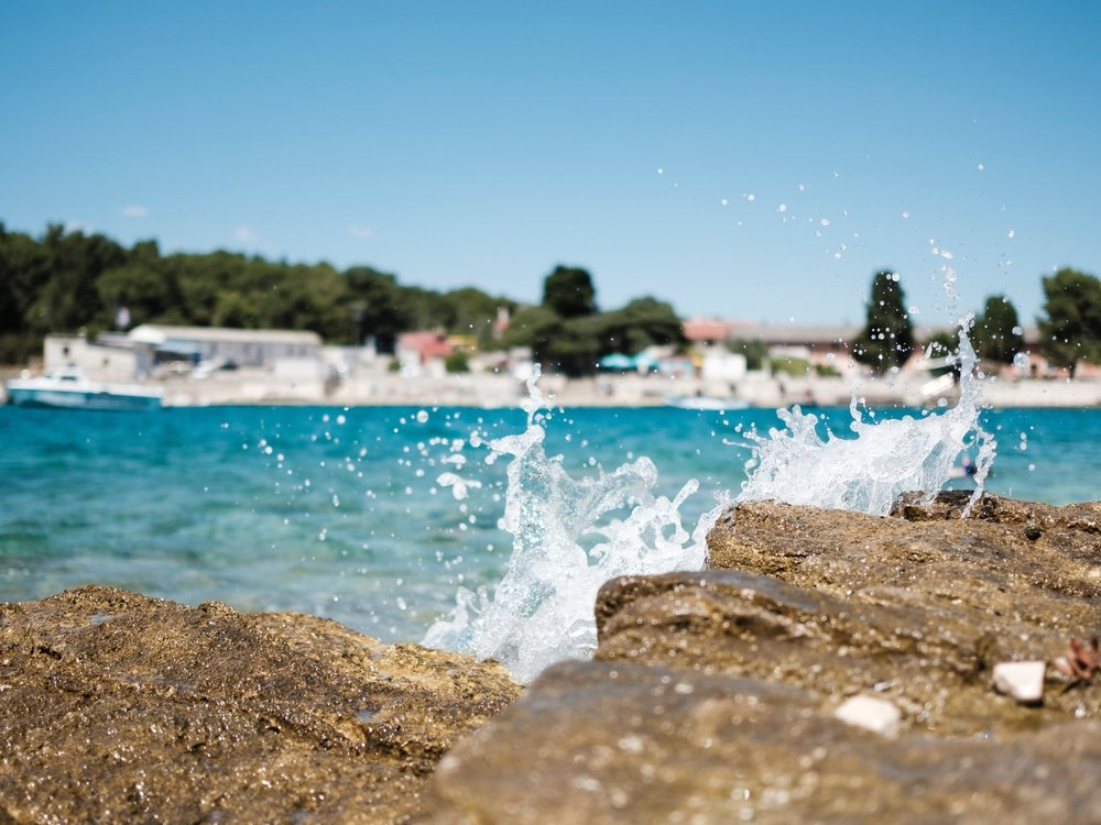 Banje Beach -