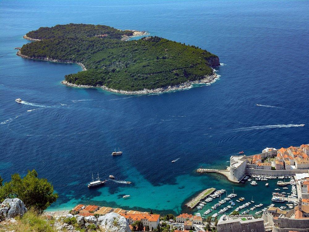 Lokrum Island -