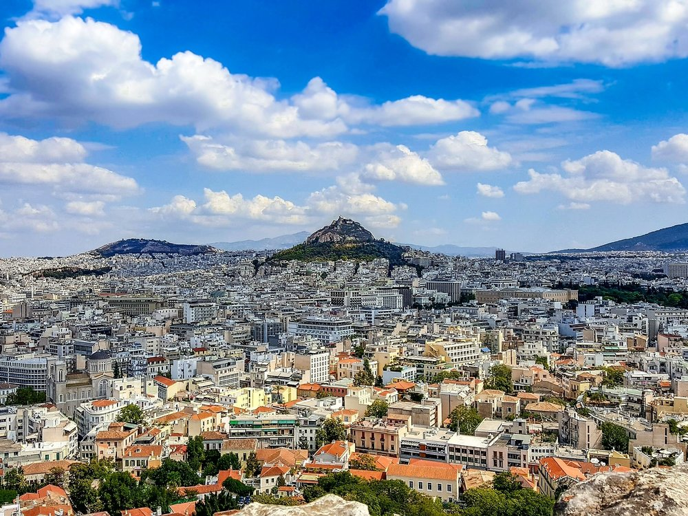 Lycabettus Hill -