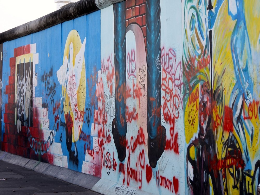 East Side Gallery -