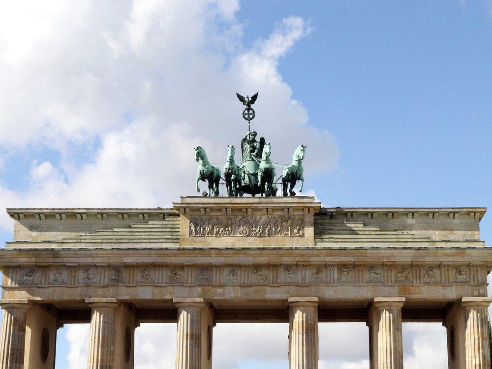 Brandenburg Gate -