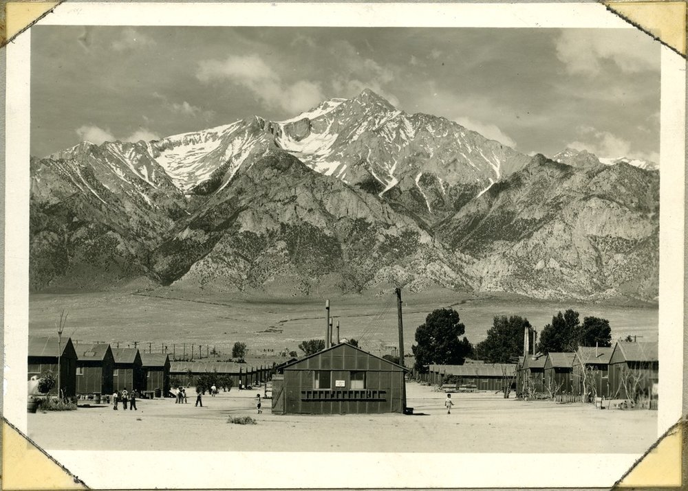 Manzanar National Historic Site and the Shinjo Nagatomi Collection
