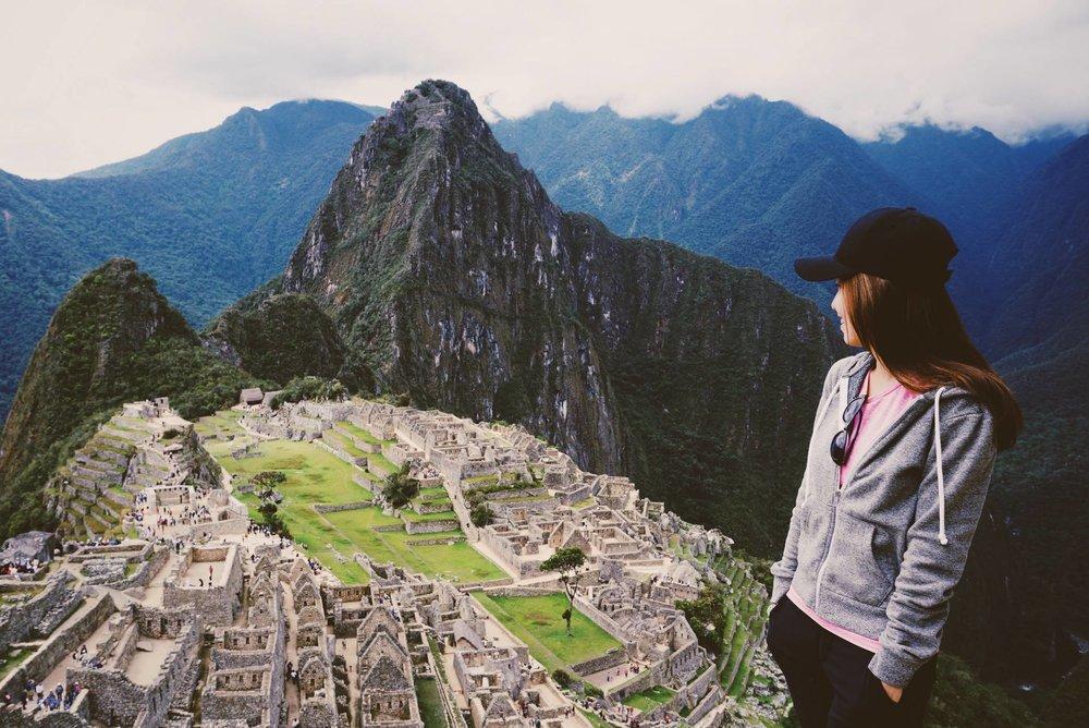 @Machu Picchu, 2016.11