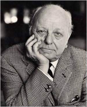 Virgil Thomson - is widely known as the father of American opera, especially for his two groundbreaking operas with texts by Gertrude Stein, Four Saints in Three Acts (1934) and The Mother of Us All (1947). His innovative departure from nineteenth century European dramaturgy, language, and musical form set the scene for a truly American operatic vision. Thomson was the Honorary Chairman of Encompass New Opera Theatre between 1975 and 1982. The first opera produced by Encompass in 1975 was The Mother of Us All, which was awarded Excellence in the Creative Arts and selected as Best Production of 1976 by two critics of SoHo Weekly News.