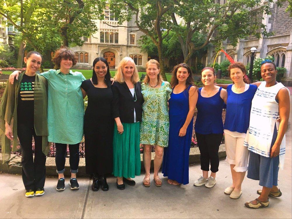 Nancy Rhodes and the Omega Dance Company + Global Water Dancers