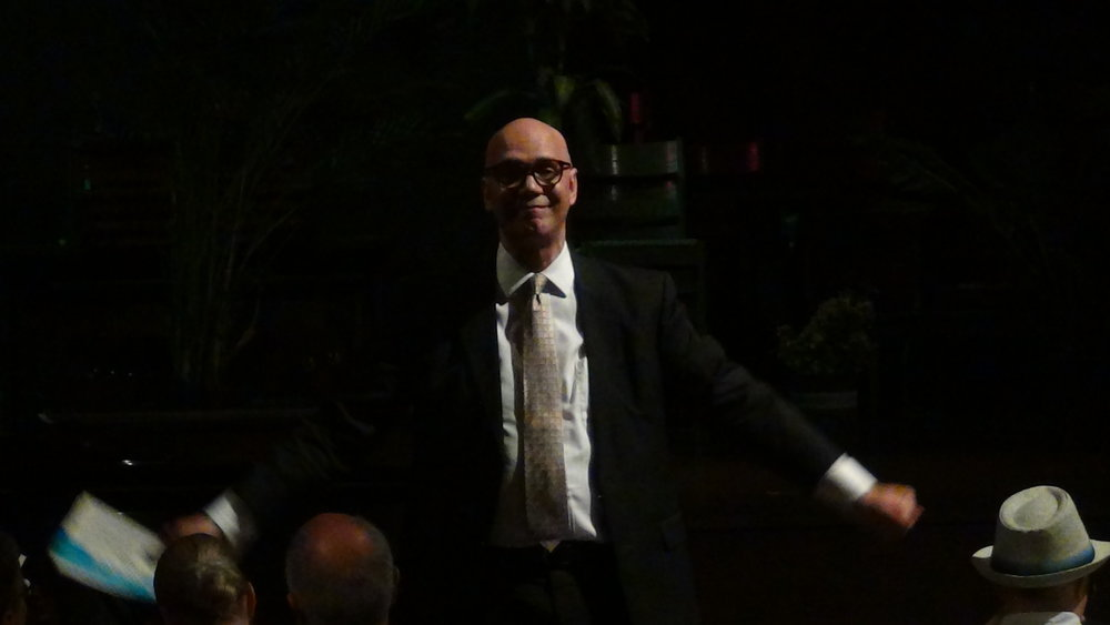 Derrick Harkins, Vice President of Union Theological Seminary