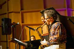 Festival 2015 Opening Night 3.19.15 Jazz Quintet 2nd pix by Calvin Rong, The Ticker.jpg
