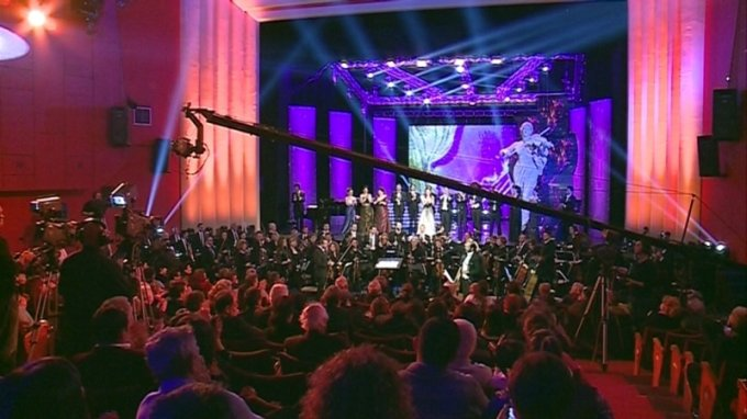 Marie Kraja 2013 National Albanian Opera