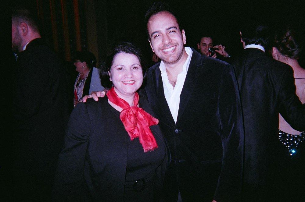 Mirela Cupi, Jose Rubio