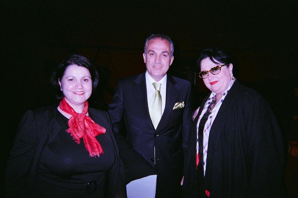 Mirela Cupi, Kastriot Tusha, Susana Frasheri