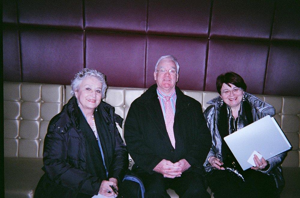 Giovanna Lomazzi, Brian Dickie, Danusa Luknisova.JPG