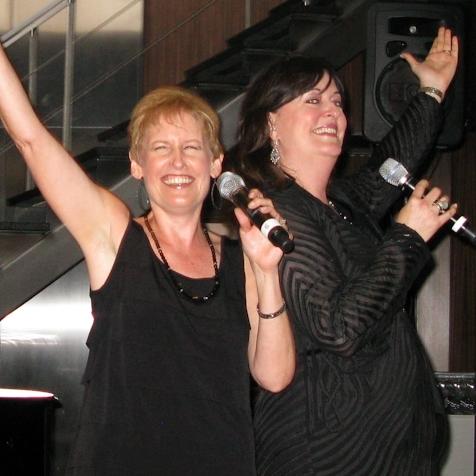 2011-2012 - StarringAnn and Liz Callaway