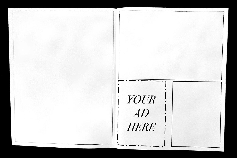 Quarter-Page Ad