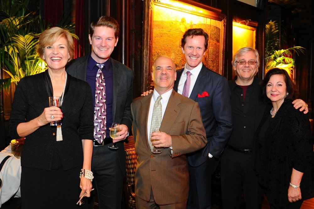 Karen, guest, Michael Portantiere, Jeffry, Rolnick, Linda Amiel Burns Take 2.jpg