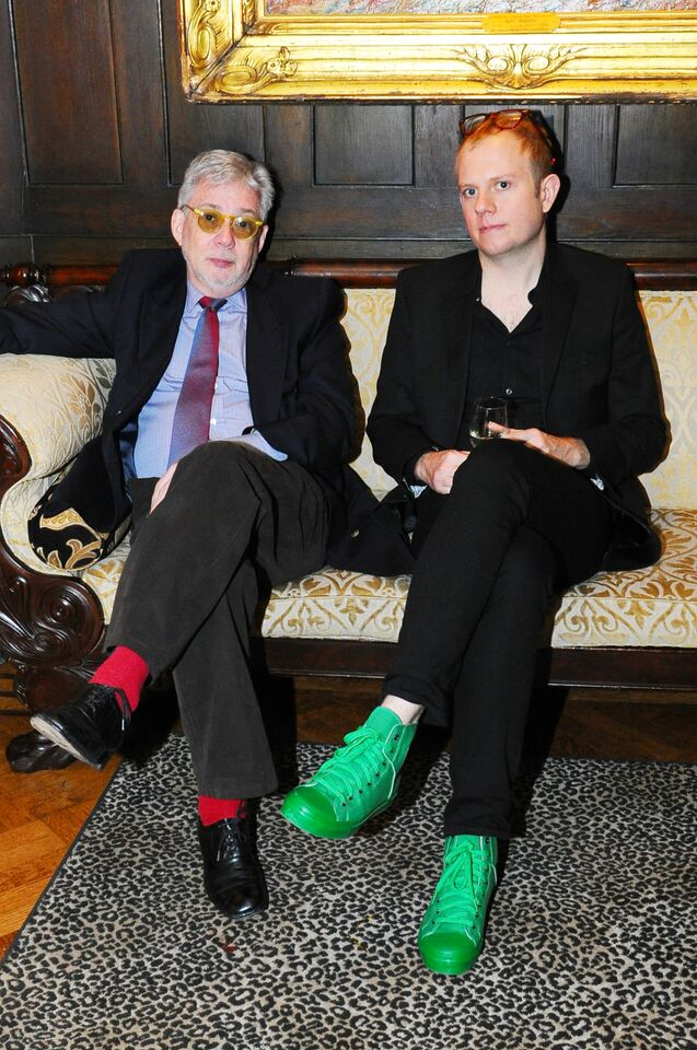 Male couple with green sneakers.jpg