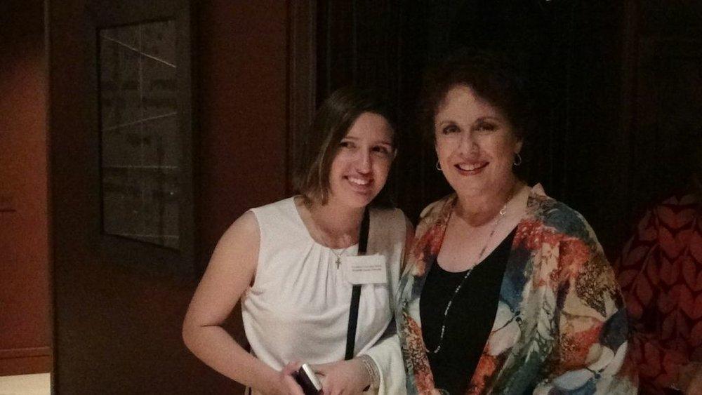 Amanda Delalla, Judy Kaye