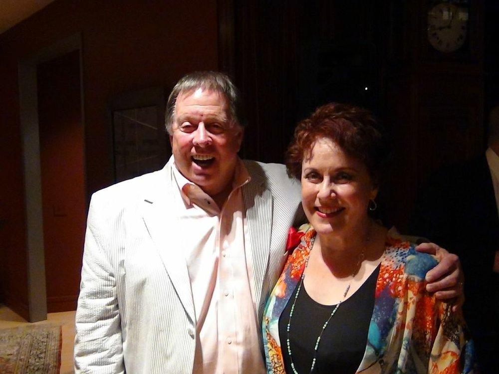 David Green, Judy Kaye