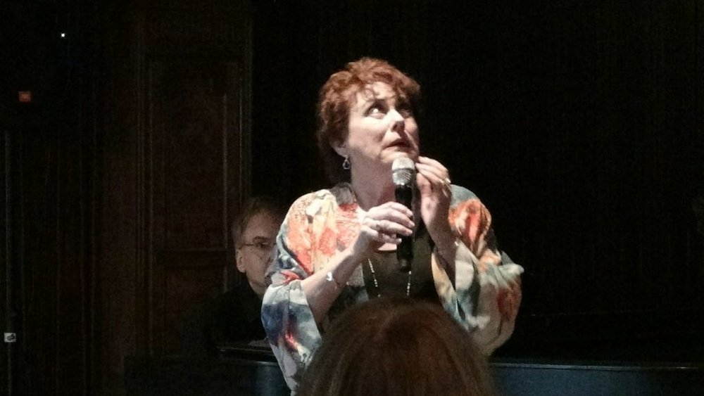 "Judy Kaye sings ""The Oyster"" by Cole Porter"