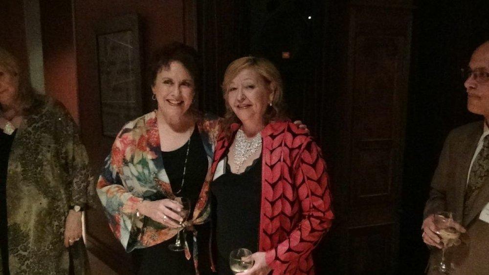 Judy Kaye, Mara Waldman