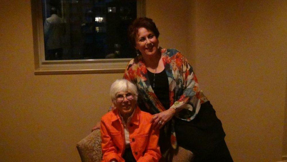 Shirley Kaye, Judy Kaye