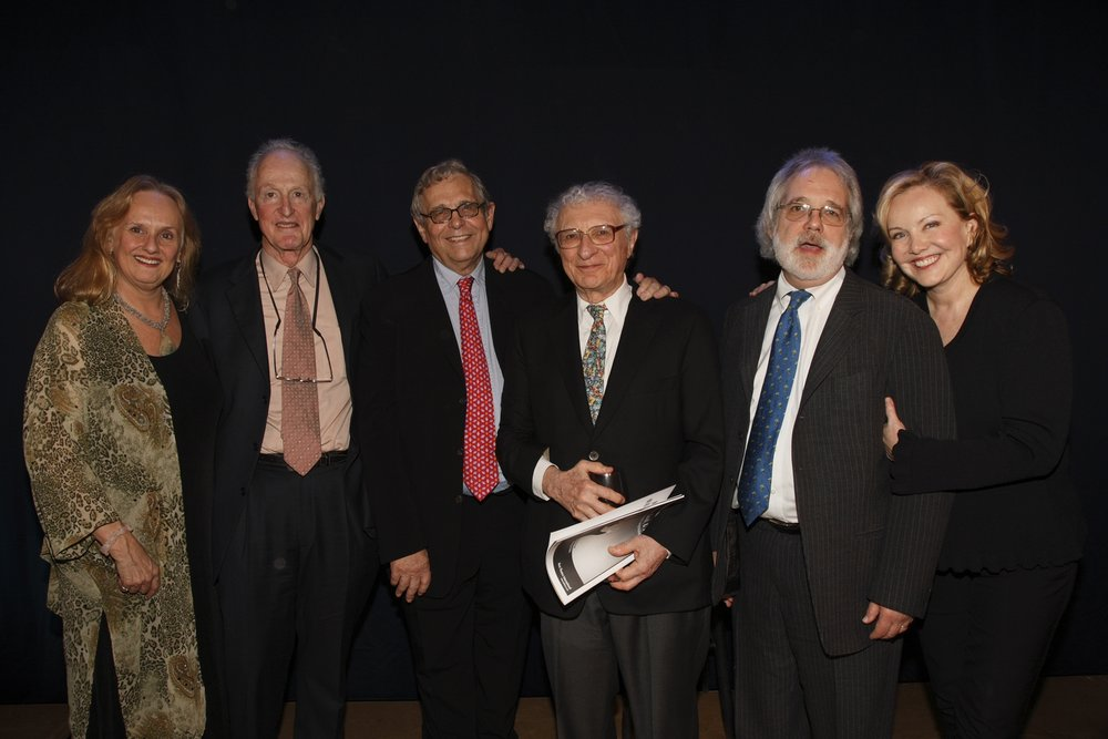 #5 Nancy Rhodes, Encompass Artistic Director, David Shire, Richard Maltby Jr., Sheldon Harnick, John Weidman, Susan Stroman.JPG