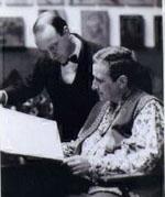 - Virgil Thomson andGertrude Stein