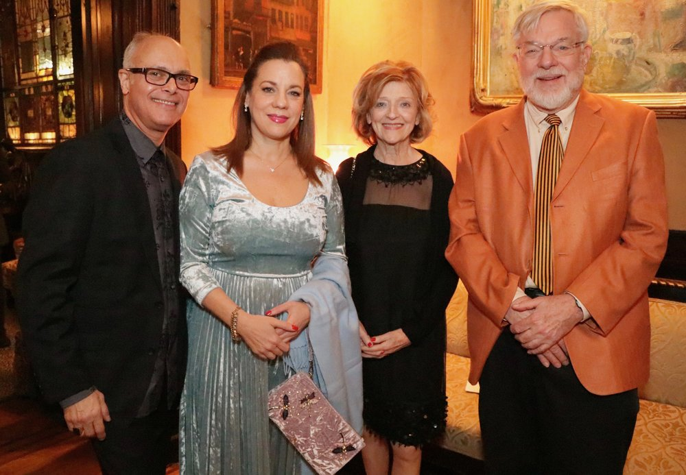 Daniel, Audra Sleight, May and Roger.jpg