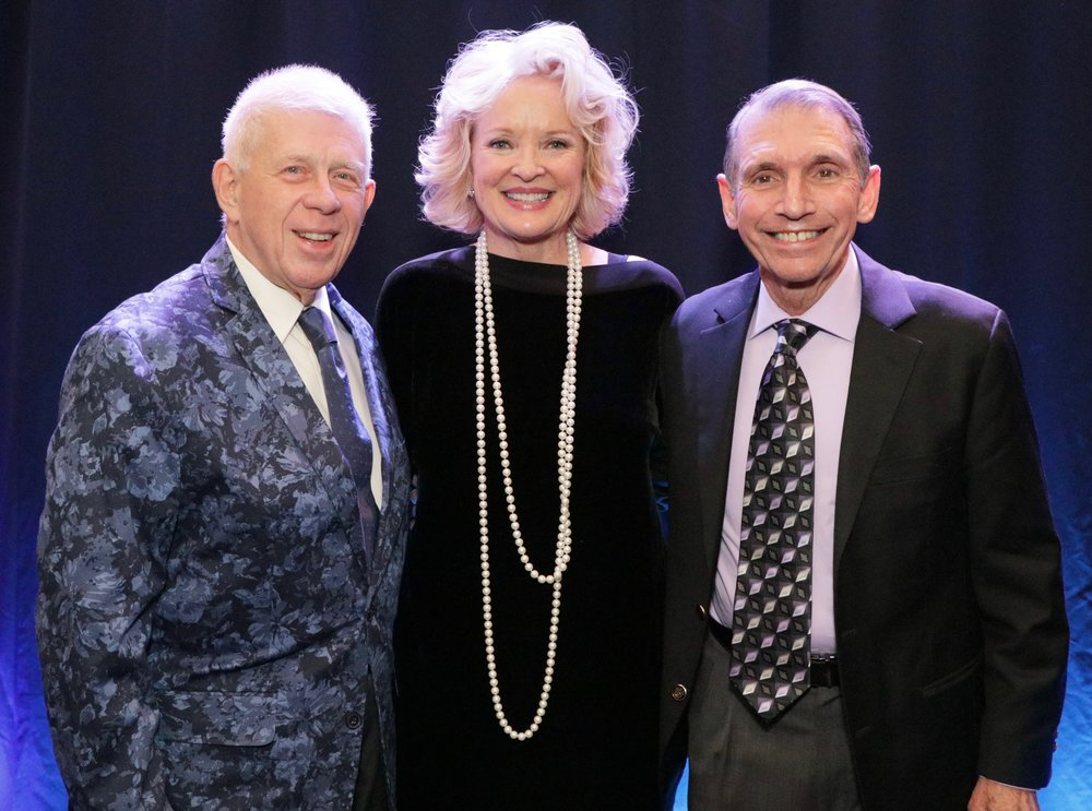 Phil Hagermann,Christine Ebersole and Murray Rosenthal.jpg