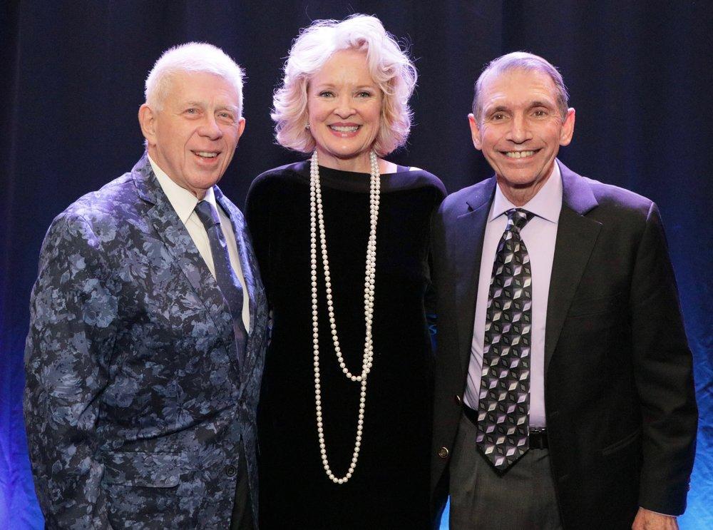 Phil Hagermann,Christine Ebersole and Murray Rosenthal.jpg