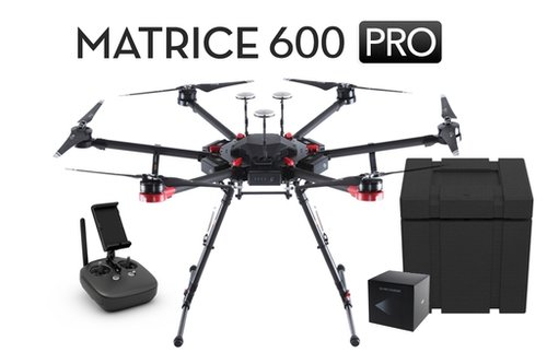 Matrice M600 PRO - DJI Matrice M600 Package - Heavy L:ift Package. RED/ Arri cameras.