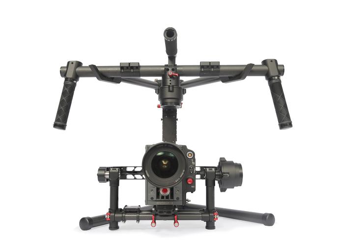 DJI Ronin - Ronin 3 axis gimble package for SONY F55, FS7, RED, Arri mini, C300/ 500.