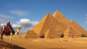 Egypt - Pyramids + Pharaohs + The Nile