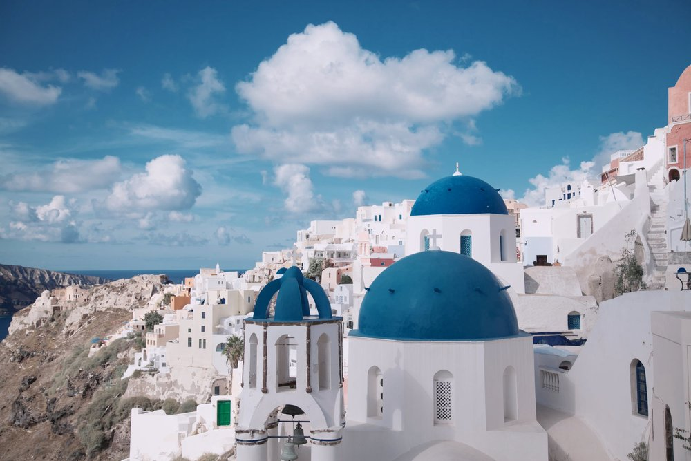 Greece - Greco Immersion & The Isles