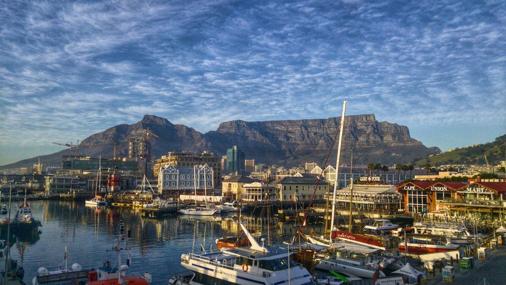 South Africa (Aug) - A country in tranisition