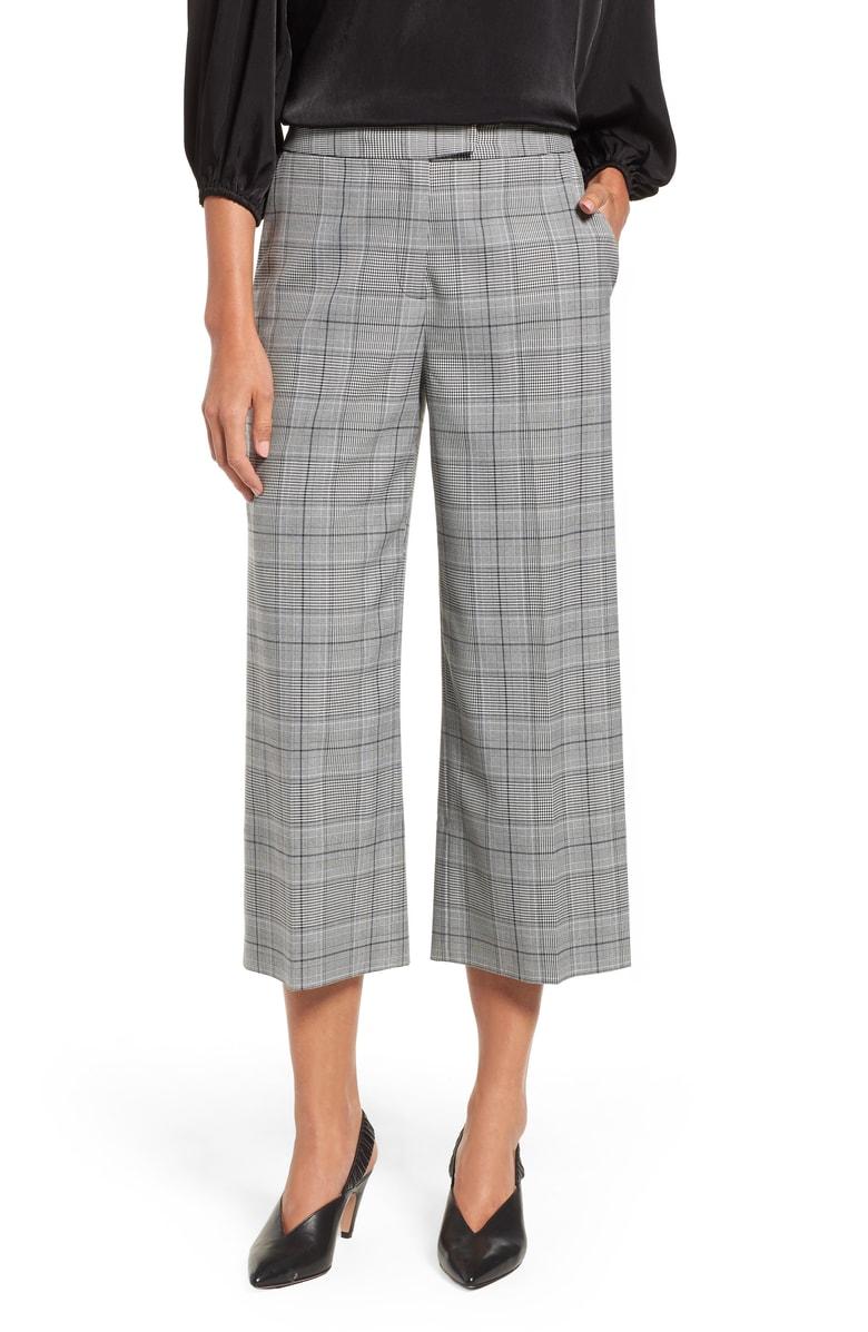 Halogen - High Leg Crop Pants