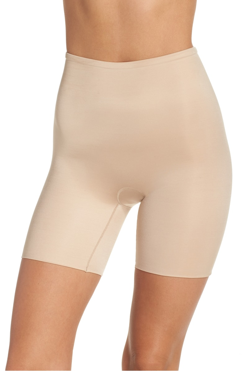 Spanx - Power Conceal-Her Mid Thigh Shaping Shorts