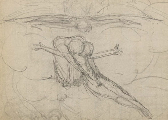 William Blake, Trinity Sketch