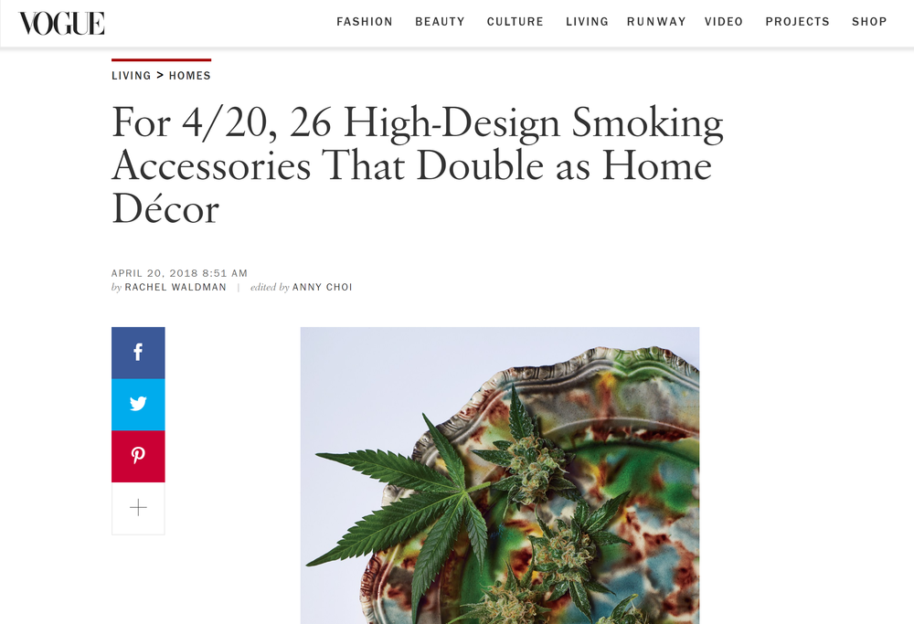 Nomatiq's 4/20 Feature! - click here to see the full article