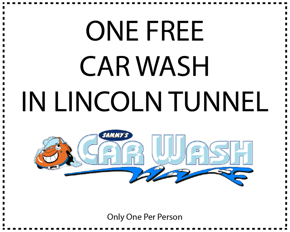 Enjoy your free car wash! We are located next to Sam's Club in North Salisbury, MD -