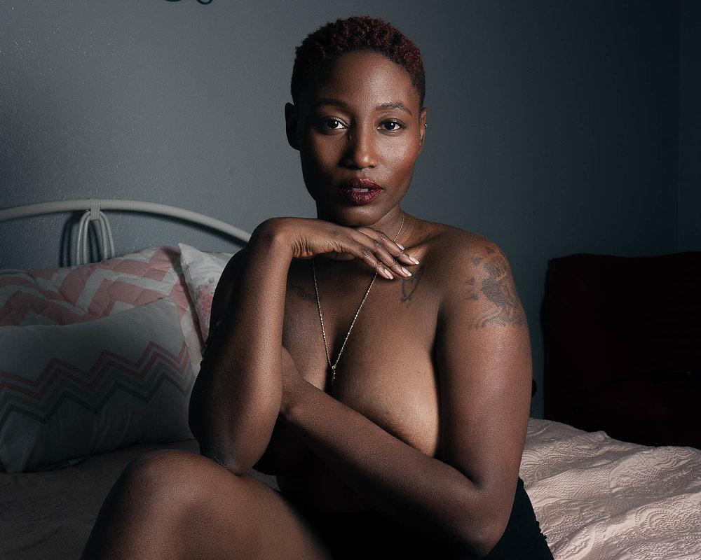 Toni Black Dallas Boudoir Photographer