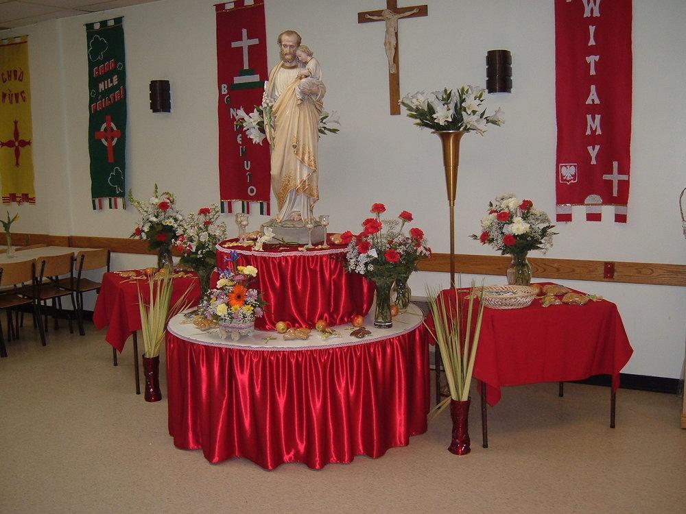 St. Joseph Table 2005 010.jpg