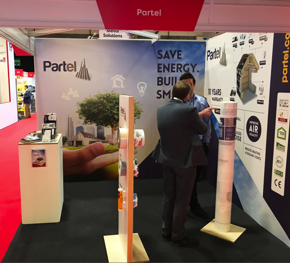 Roofing, Cladding and Insulation Show