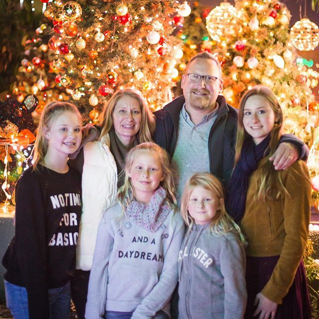 """Merry Christmas from Pastor Duane and the DenBoer family!🎄 """"For to us a child is born, to us a son is given; and the government shall be upon his shoulder, and his name shall be called Wonderful Counselor, Mighty God, Everlasting Father, Prince of Peace."""" Isaiah 9:6 ESV"""