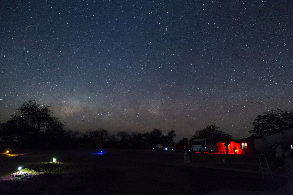 Milky way San Pedro de Atacama, Chile