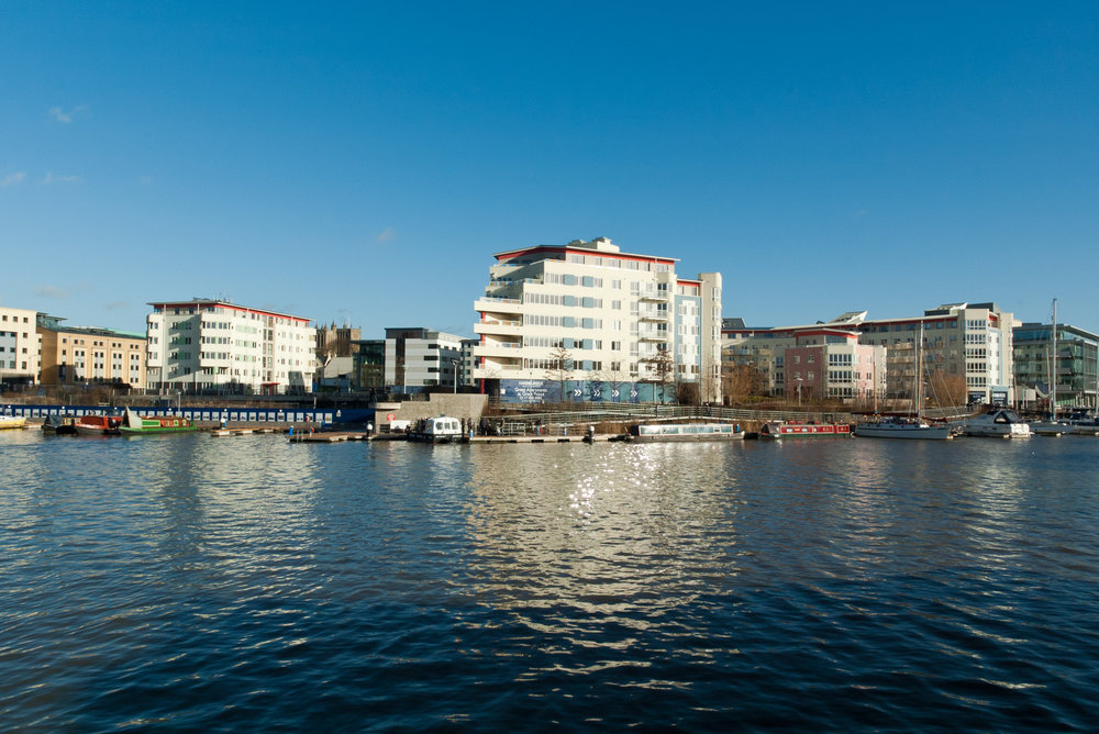Harborside city centre, Bristol