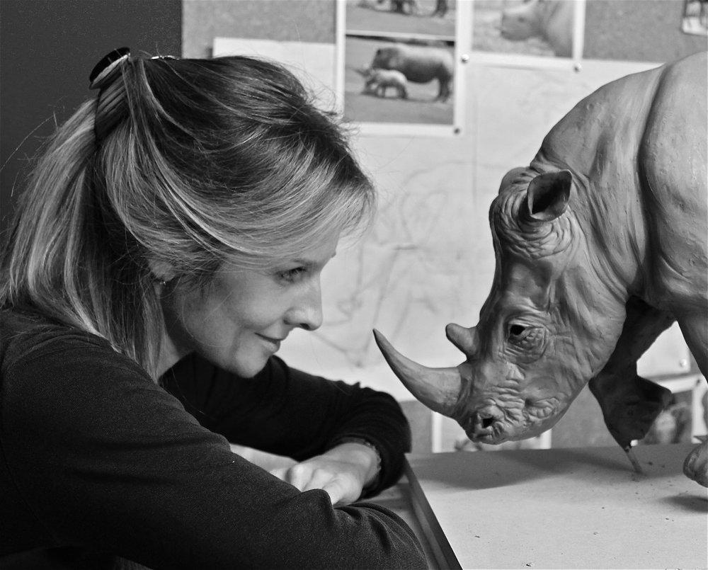 Rhino clay work in progress 2.JPG