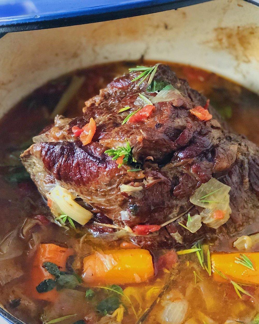 pot-roast