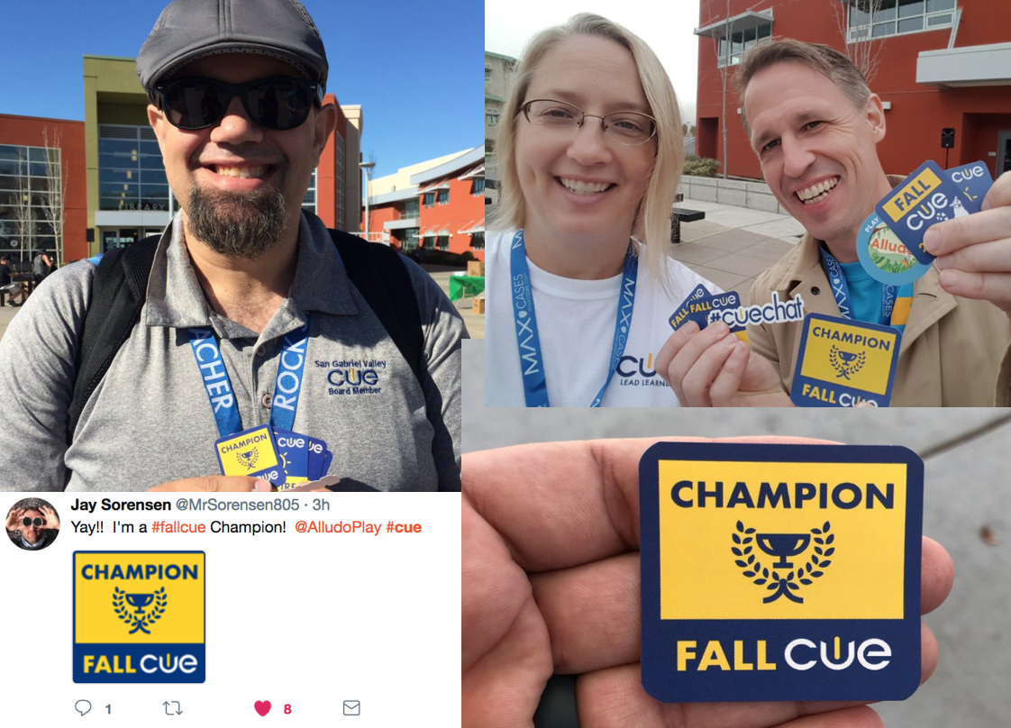 Fall CUE Champs