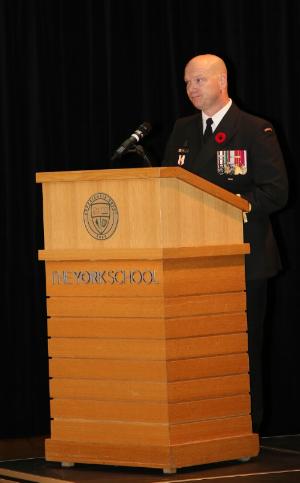 LT Commander Joel Kam