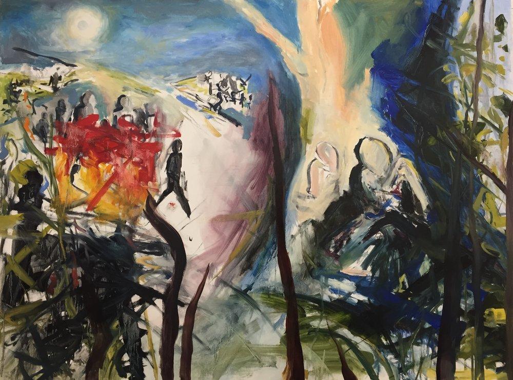 Tree Cave 1